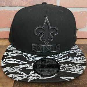 New Era 9FIFTY NFL New Orleans Saints Men's Cap